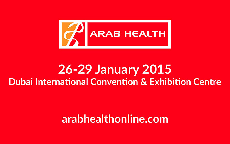 ARAB HEALTH 2015 – Dubai