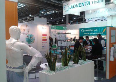 Expositores Feria Medica Düsseldorf, Alemania