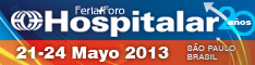 CV Médica will attend Hospital 2013 – Sao Pablo – Brazil