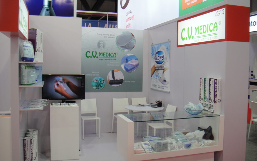 ARAB HEALTH 2014 – Dubai
