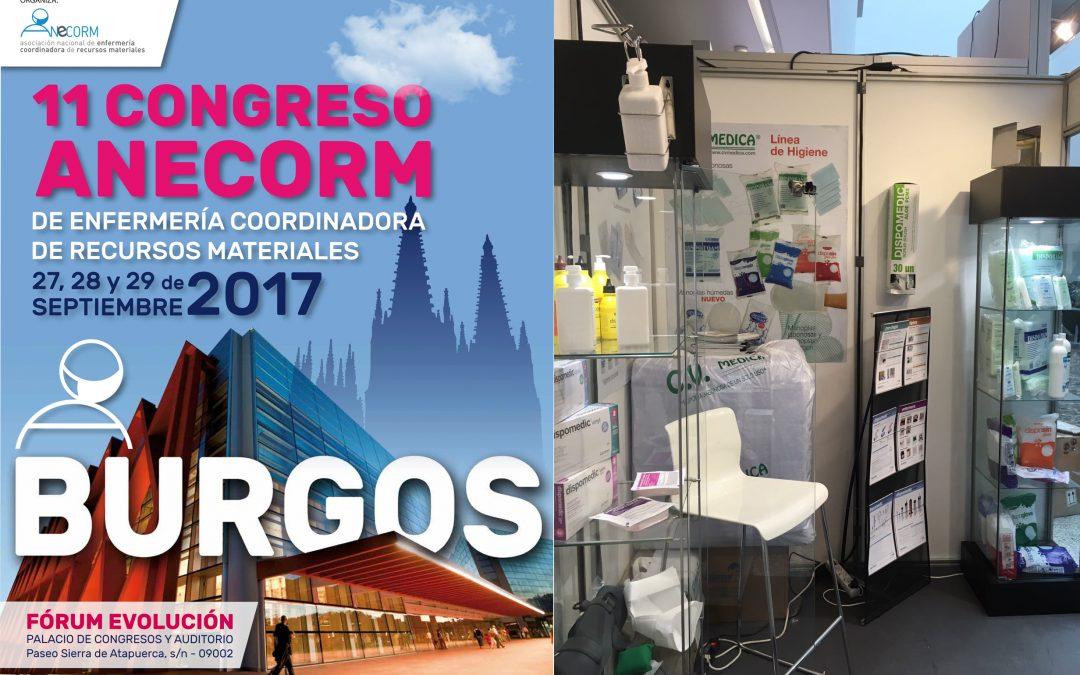 Congreso ANECORM 2017 – Burgos