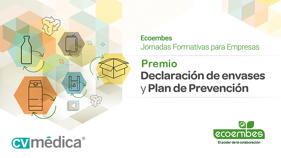 Premio CV Médica Jornada ECOEMBES DAE-PEP