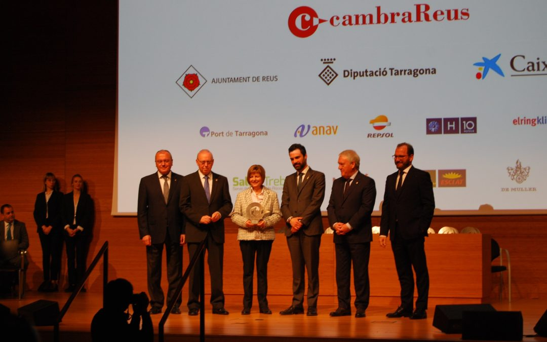 The Cambra of Reus Awards CV Médica