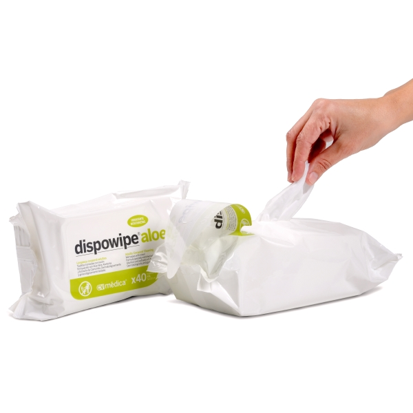 Dispowipe Aloe